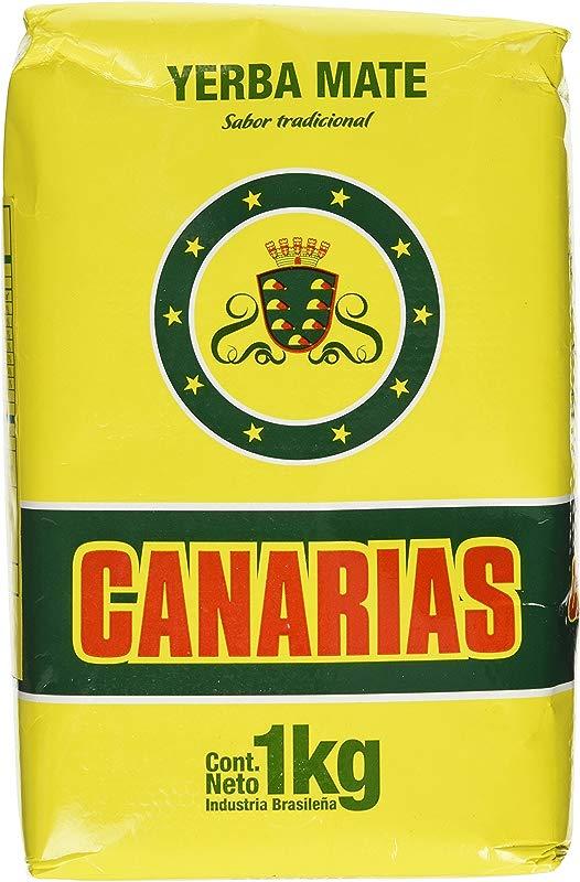 Canarias Yerba Mate 2 2 Lb