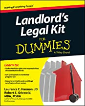 Landlord's Legal Kit For Dummies PDF