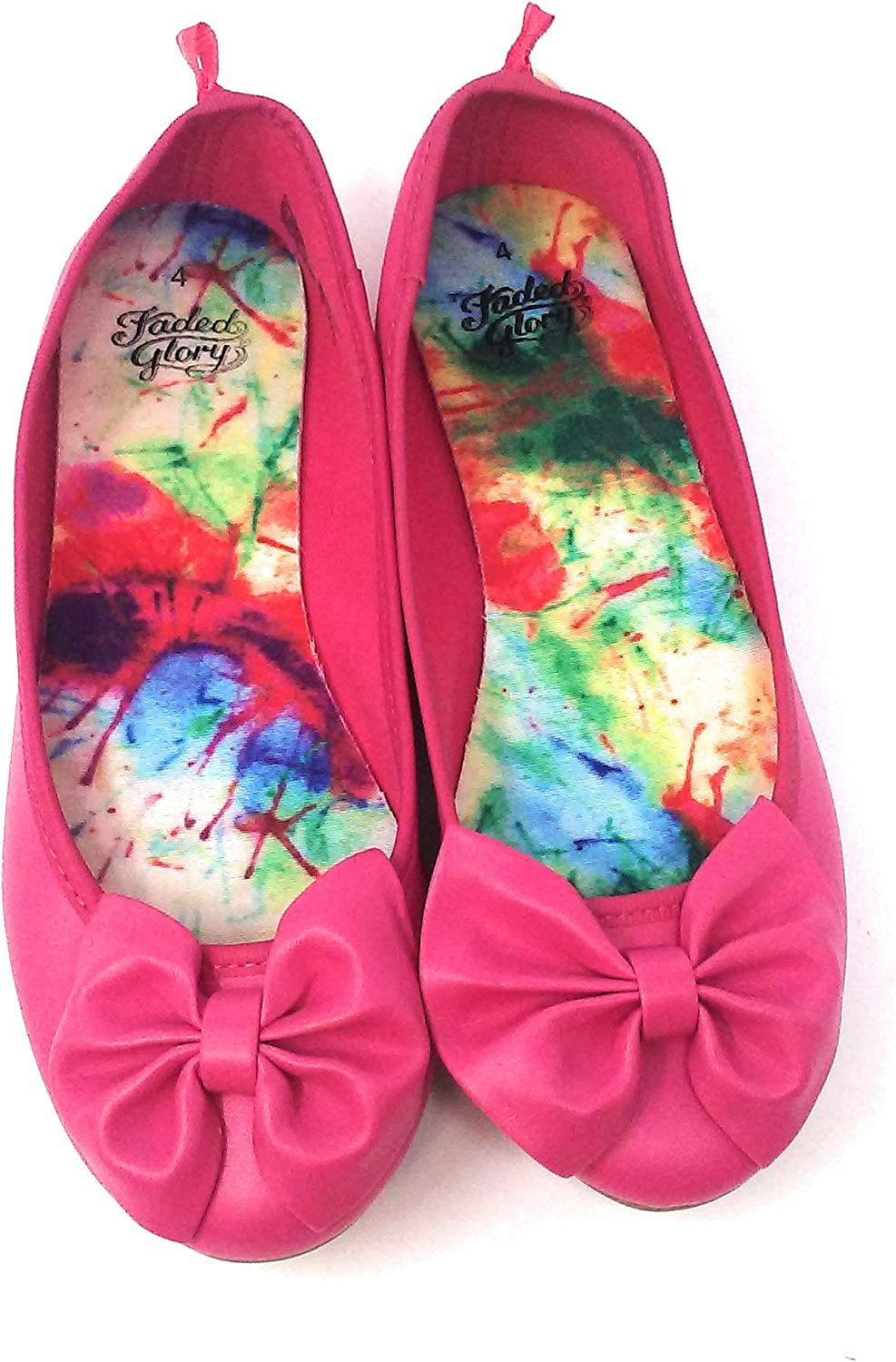 Faded Glory Pink Flat shoes, Assorted Sizes