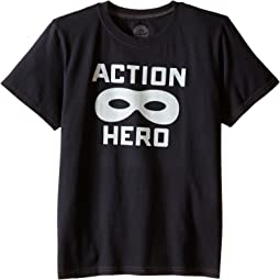 Action Hero Mask Crusher Tee (Little Kids/Big Kids)