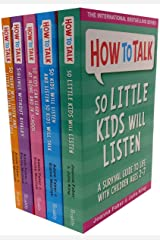 How To Talk Collection 5 Books Set (How to talk so Kids Will listen, How to talk Series) Paperback
