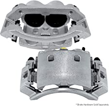 For 2002-2003 Ford Explorer 2 Front Zinc Disc Brake Calipers