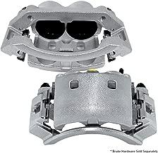 For 2010-2013 Hyundai, Kia Santa Fe, Sorento 2 Front Zinc Disc Brake Calipers