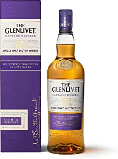 Glenlivet The CAPTAINS RESERVE Single Malt Scotch Whisky 1 x 0.7 l