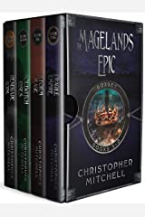 The Magelands Epic (Books 5-8) An epic fantasy series (Magelands Box Set Book 2) Kindle Edition