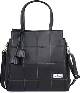 Speed X Fashion Women Hand Held Bag With Shoulder Bag