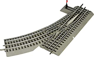 Lionel FasTrack Electric O Gauge, O36 Manual Switch, Right Hand
