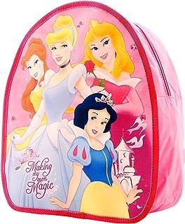 AR674 Princesas - Princesas Mochila Infantil Capacidad 30 x 10 x 25 cm Mochila Infantil 30 cm, Multicolor