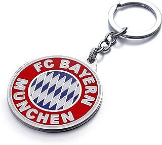 FC Bayern Munich Football Club Soccer Team Logo Metal Pendant Keychain US Seller