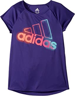 adidas Kids Short Sleeve Extraordinary Tee (Big Kids)
