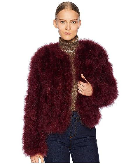LAMARQUE Deora Feather Jacket
