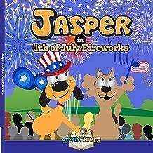 Jasper - in - 4th of July Fireworks