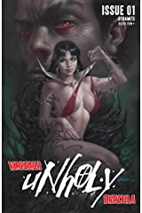 Vampirella/Dracula: Unholy #1 Kindle Edition
