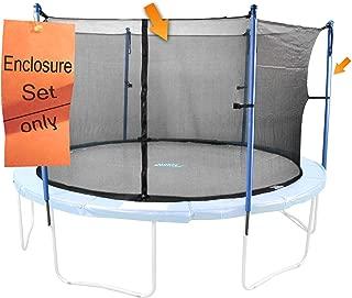 15 ft trampoline enclosure 6 pole