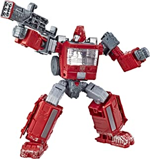 Hasbro Transformers Toys Generations War for Cybertron Deluxe Ironhide Action Figure