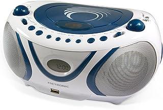 Metronic MP3477115Boombox 2W Multi-Coloured