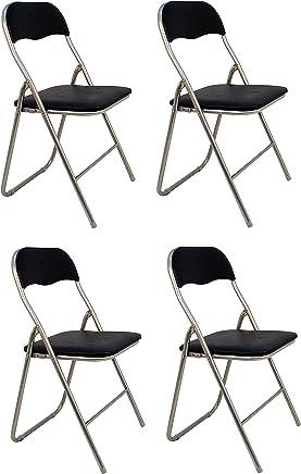 Amazon.es: sillas plegables baratas - Sillas / Cocina: Hogar y cocina
