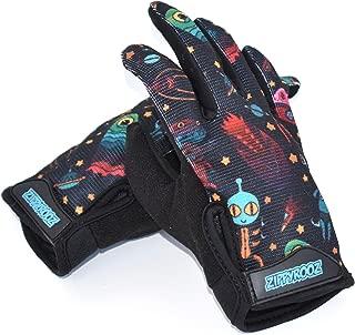 ZippyRooz Toddler & Little Kids Full Long Finger Bike Gloves