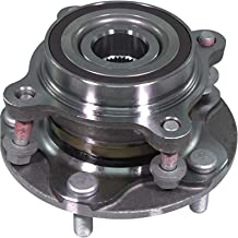 DTA Front Wheel Bearing & Hub Full Assembly NT515103G3 Brand New Fits 4WD Tundra Sequoia Land Cruiser LX570 With Studs. Will NOT Fit 2WD
