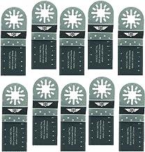 26 x SabreCut BB/_PRK26 de mix Lames pour Bosch Fein Pas StarLock Makita Milwaukee Einhell Hitachi Parkside Ryobi Worx Workzone Multitool Outil multifonction Accessoires