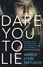 dare you to lie book