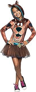 Rubie's Costume Scooby Doo Child Hooded Tutu Costume Dress Costume, Small