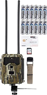 Covert E1 4G LTE Wireless Trail Camera with Batterries, Memory Card, and Mount (Verizon)