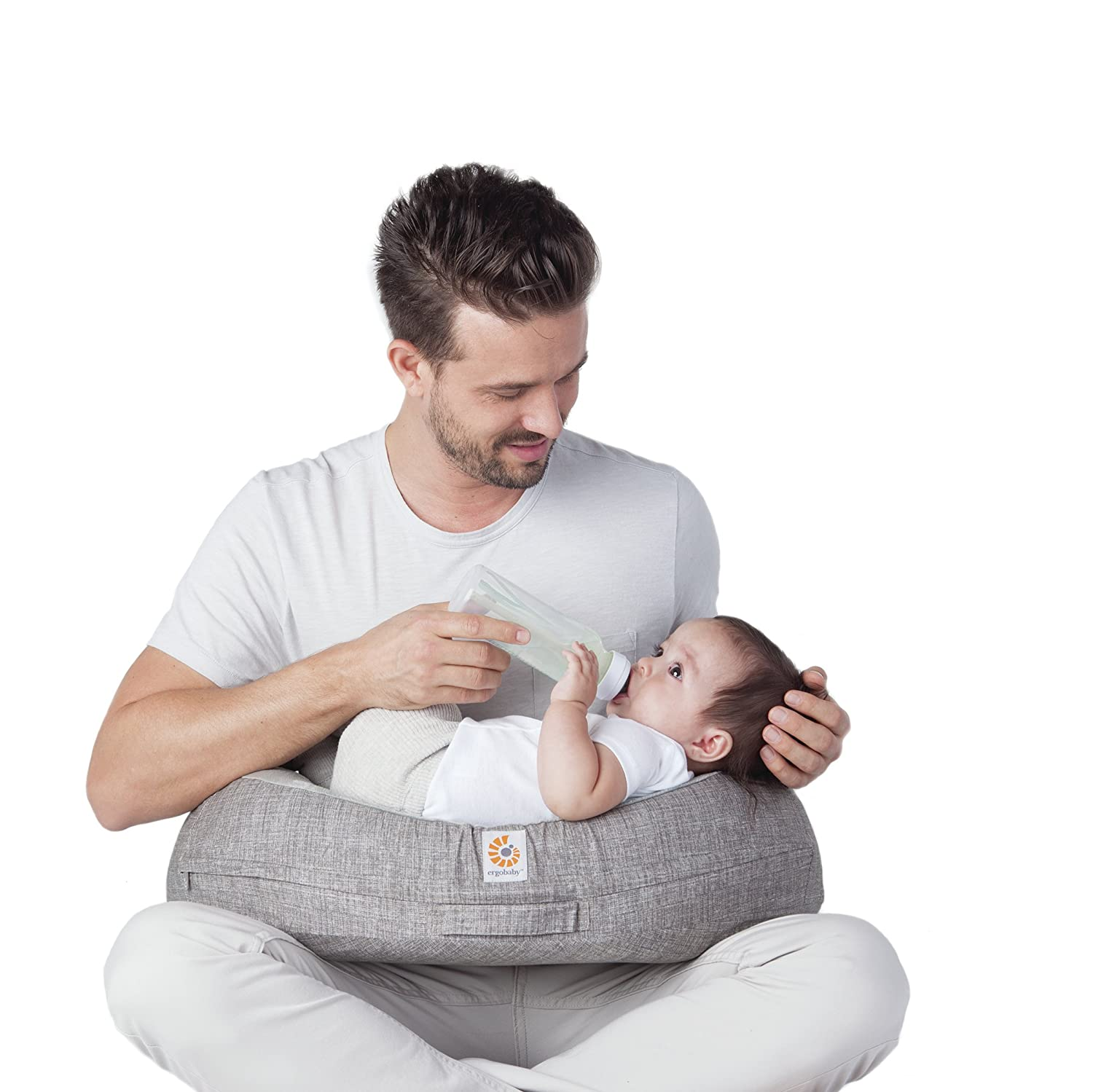 Ergobaby Breastfeeding Pillow with Cover