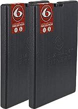 6 Pack Fitness Hardshell Freezer Pack Large 2-Pack