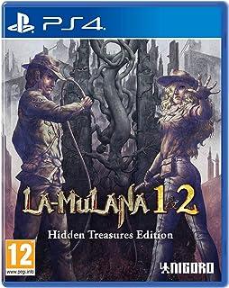 LA-Mulana 1 & 2: Hidden Treasures Edition (PS4)