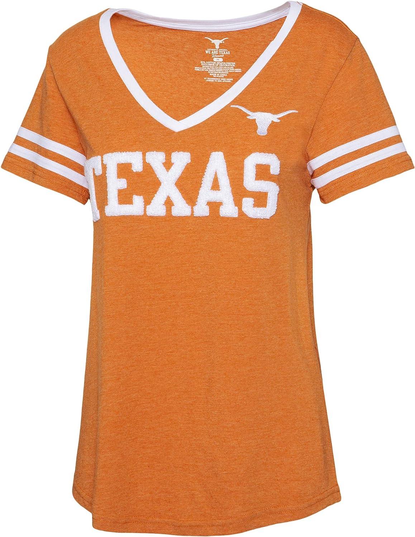 University of Texas Authentic Apparel NCAA Womens Texas Rosie Tee