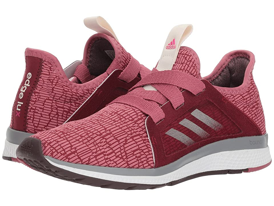 3c6f1b47178f UPC 191039001530 product image for adidas Running Edge Lux (Noble Maroon/Night  Red/ ...