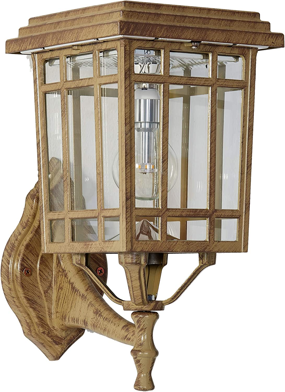 Gama 永遠の定番 セール商品 Sonic GS-114B-FPW-WB Prairie Bulb Solar Light Lamp Outdoor
