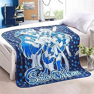 Judy Dre am Sailor Moon CORAL FLEECE Throw Blanket 50