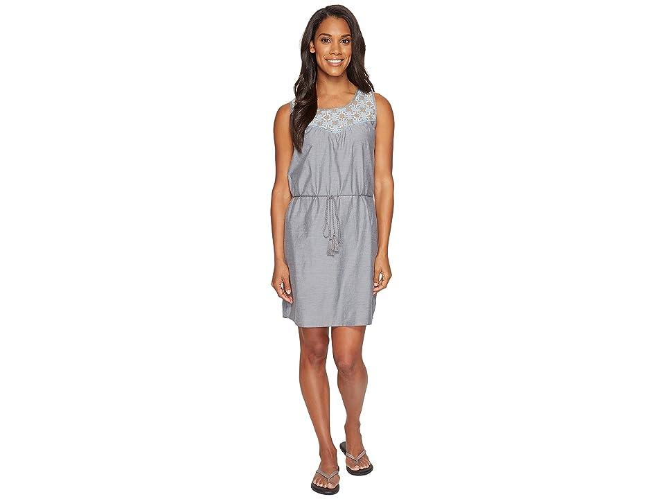 Mountain Khakis Sunnyside Dress (Navy) Women