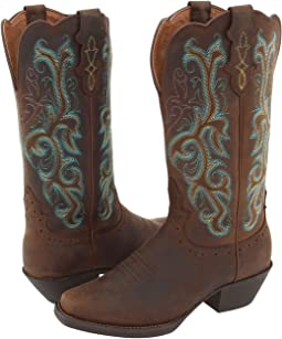 8c7792d997c Justin gypsy cowgirl square toe, Shoes + FREE SHIPPING | Zappos.com