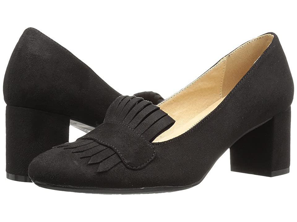 CL By Laundry Anete (Black Super Suede) Women