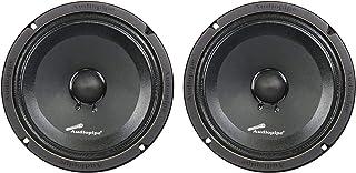 "1 Pair of AudioPipe APMB-8SB-C 8"" Full Range Car Audio DJ Sealed Back Mid photo"
