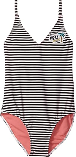 Roxy Kids - California Diary One-Piece (Big Kids)