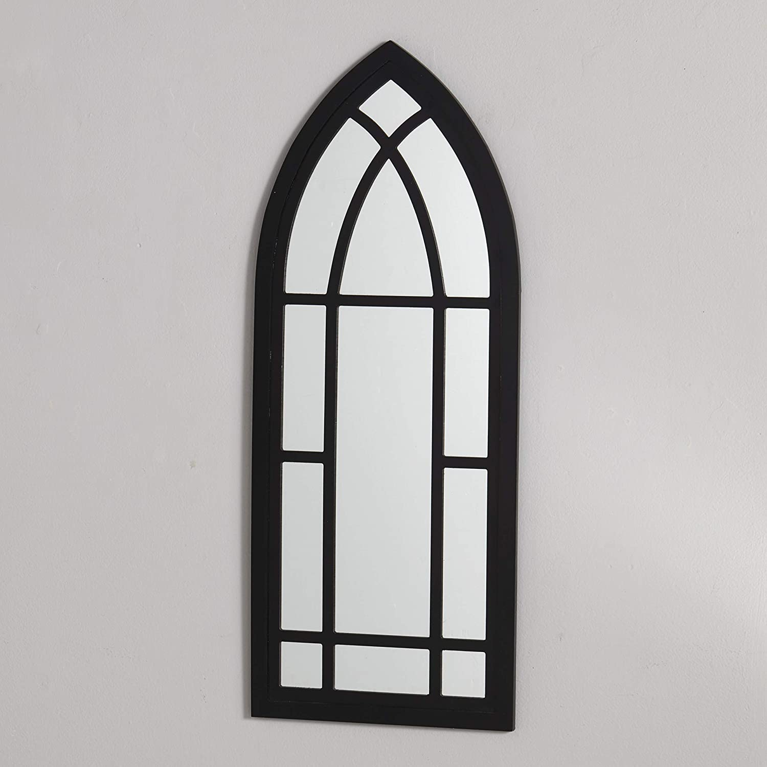 Popular overseas The Lakeside Collection Wall supreme Hanging Cathedral with Style Mirror
