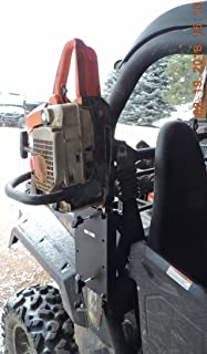 Polaris RZR Roll Bar Chainsaw Mount RCM-3012 Hornet outdoors