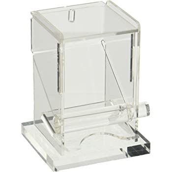 Winco Acrylic Toothpick Dispenser,Clear,Medium