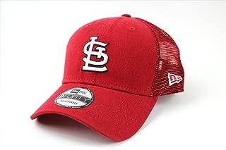 NEW ERA (ニューエラ) メッシュキャップ トラッカー MLB 9FORTY ナショナルリーグ
