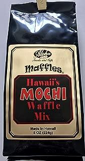 Maffles Hawaii's Mochi Waffle Mix 2/8oz