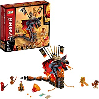 LEGO Ninjago Fire Fang 70674 Building Kit, New 2019 (463...