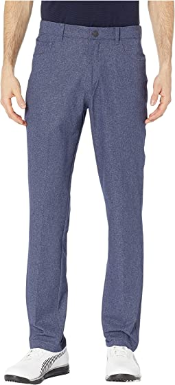 Jackpot Five-Pocket Heather Pants