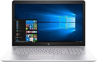 "HP Pavilion 17-ar050wm Laptop 17.3"" FHD IPS anti-glare WLED-backlit (1920 x 1080) AMD Quad-Core A10-9620P 8GB RAM 1TB HDD ..."