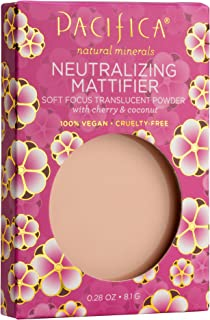 Pacifica Beauty Cherry Powder Neutralizing Mattifier , 0.28 Ounce