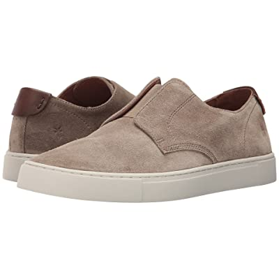Frye Gabe Gore Oxford (Taupe Suede) Men