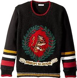 Dolce & Gabbana Kids - Sicily Sweatshirt (Big Kids)